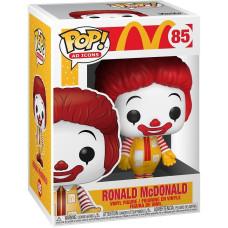 Фигурка McDonald's - POP! Ad Icons - Ronald McDonald (9.5 см)