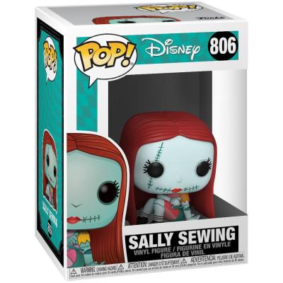 Фигурка Funko Nightmare Before Chrismas - POP! - Sally Sewing 48180 (9.5 см)