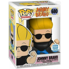 Фигурка Johnny Bravo - POP! Animation - Johnny Bravo (Exc) (9.5 см)