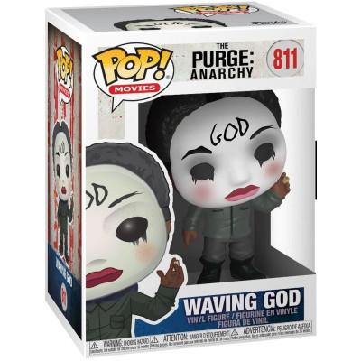 Фигурка Funko The Purge: Anarchy - POP! Movies - The Waving God 43459 (9.5 см)