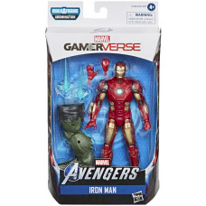 Фигурка Avengers (GamerVerse) - Legends Series - Iron Man (15 см)