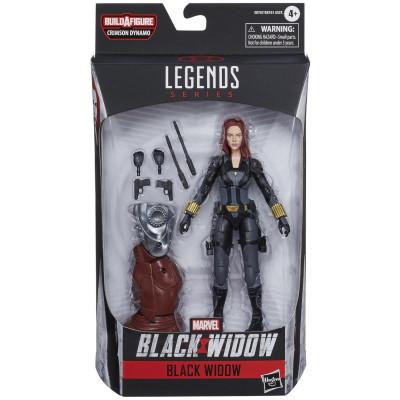 Фигурка Hasbro Black Widow - Legends Series - Black Widow E8767 (15 см)
