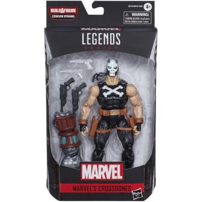 Фигурка Hasbro Marvel Comics - Legends Series - Marvel's Crossbones E8772 (15 см)