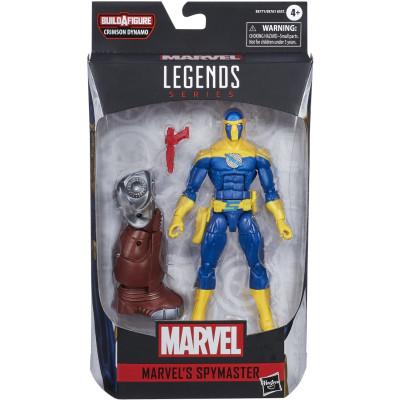 Фигурка Hasbro Marvel Comics - Legends Series - Marvel's Spymaster E8771 (15 см)