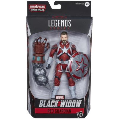 Фигурка Hasbro Black Widow - Legends Series - Red Guardian E8773 (15 см)