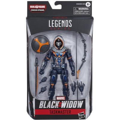 Фигурка Hasbro Black Widow - Legends Series -Taskmaster E8768 (15 см)
