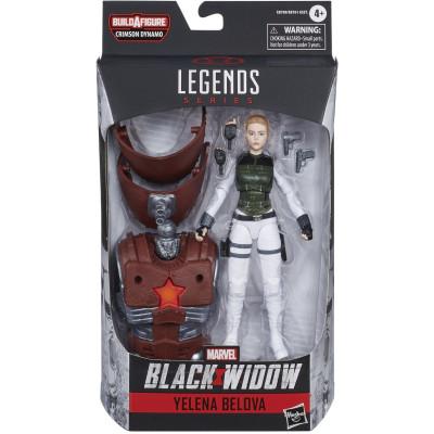 Фигурка Hasbro Black Widow - Legends Series - Yelena Belova E8769 (15 см)