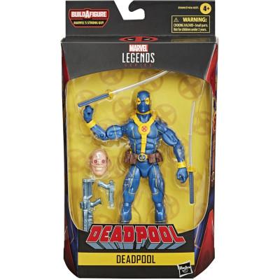 Фигурка Hasbro Deadpool - Legends Series - Deadpool (Blue) E9309 (15 см)