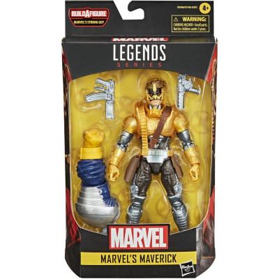 Фигурка Hasbro Marvel Comics - Legends Series - Marvel's Maverick E9306 (15 см)