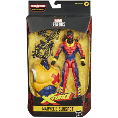 Фигурка Hasbro X-Force - Legends Series - Marvel's Sunspot E9307 (15 см)