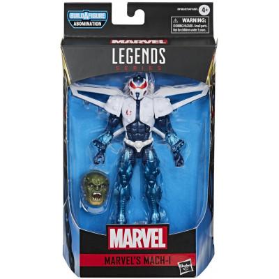 Фигурка Hasbro Marvel Comics - Legends Series - Marvel's Mach-I E9185 (15 см)