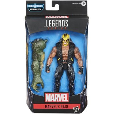 Фигурка Hasbro Marvel Comics - Legends Series - Marvel's Rage E9677 (15 см)