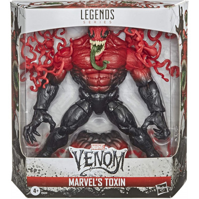 Фигурка Hasbro Venom - Legends Series - Marvel's Toxin E9629 (15 см)