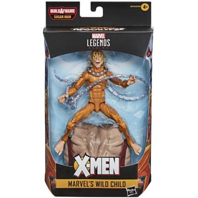 Фигурка Hasbro X-Men: Age of Apocalypse - Legends Series - Marvel's Wild Child E9173 (15 см)