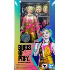 Фигурка Birds of Prey - S.H.Figuarts - Harley Quinn (14.5 см)