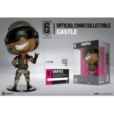 Фигурка Tom Clancy's Rainbow Six: Siege - Six collection - Castle (10 см)