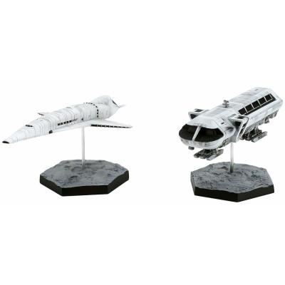 Набор фигурок BellFine 2001: A Space Odyssey - Aries Orion III & Moon Rocket Bus (14.5/8.7 см)