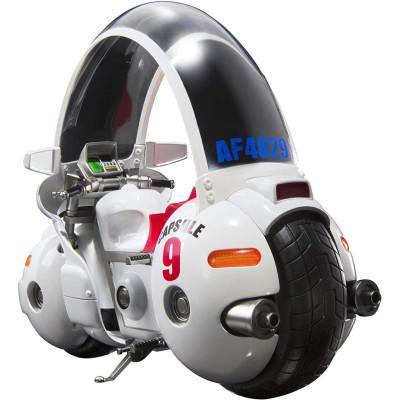 Фигурка Tamashii Nations Dragon Ball - S.H.Figuarts - Bulma's Capsule No. 9 Bike 587398 (18 см)