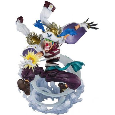 Фигурка Tamashii Nations One Piece - Figuarts ZERO Extra Battle - Buggy the Clown (Paramount War) 595133 (18.8 см)