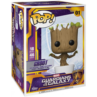 Фигурка Funko Guardians of the Galaxy - POP! - Groot 50094 (46 см)