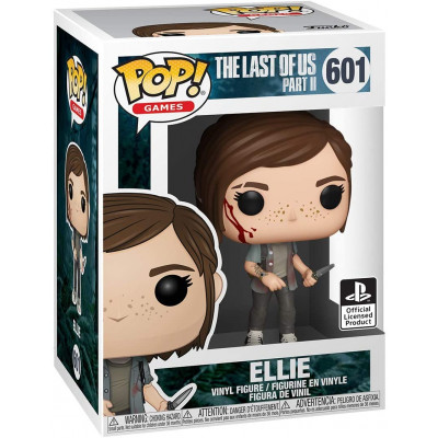 Фигурка Funko The Last Of Us: Part II - POP! Games - Ellie 49461 (9.5 см)