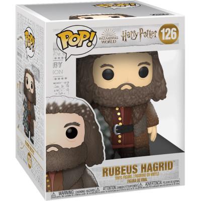 Фигурка Funko Harry Potter - POP! - Rubeus Hagrid (Holiday) 51156 (15 см)