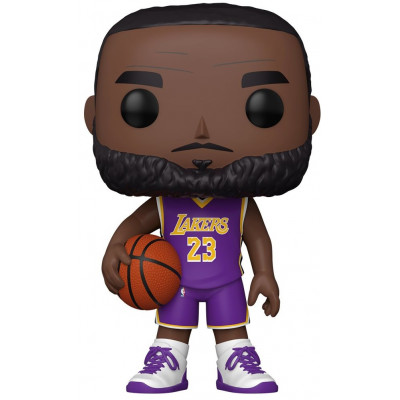 Фигурка Funko NBA: Lakers - POP! Basketball - Lebron James 52359 (25.5 см)