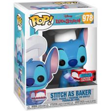 Фигурка Lilo & Stitch - POP! - Stitch as Baker (Exc) (9.5 см)