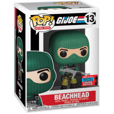 Фигурка G.I.JOE - POP! Retro Toy - Beachhead (Exc) (9.5 см)