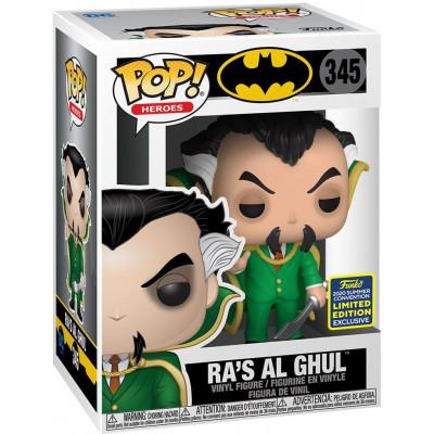 Фигурка Funko Batman - POP! Heroes - Ra's al Ghul (Exc) 47870 (9.5 см)