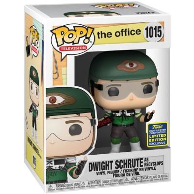 Фигурка Funko The Office - POP! TV - Dwight Schrute as Recyclops (Exc) 47883 (9.5 см)