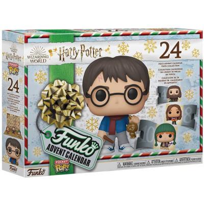 Набор фигурок Funko Harry Potter - Pocket POP! - Advent Calendar 2020 50730 (4 см)