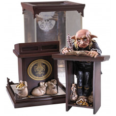 Фигурка Harry Potter - Magical Creatures - Gringotts Goblin (18.5 см)