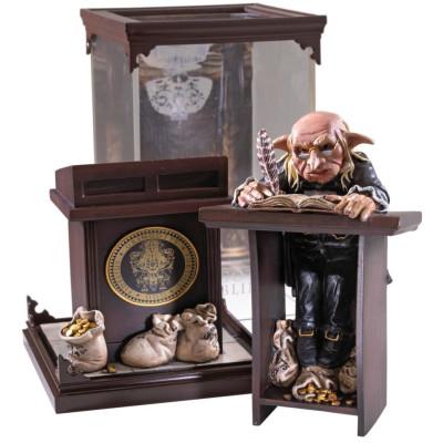 Фигурка Noble Collection Harry Potter - Magical Creatures - Gringotts Goblin NN7552 (18.5 см)