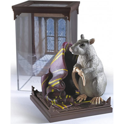 Фигурка Noble Collection Harry Potter - Magical Creatures - Scabbers NN7686 (18.5 см)