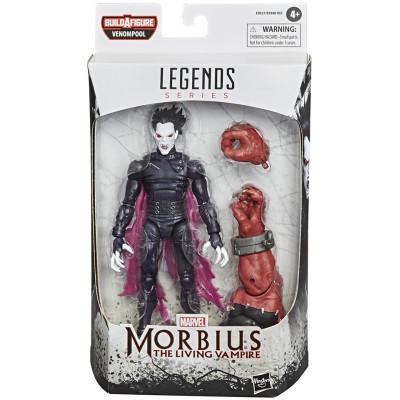Фигурка Hasbro Marvel - Legends Series - Morbius, the Living Vampire E9337 (15 см)
