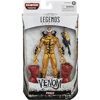 Фигурка Hasbro Venom - Legends Series - Phage E9341 (15 см)