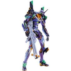 Фигурка Evangelion - Metal Build - EVA Unit-01 Test Type (EVA2020 Ver) (22 см)
