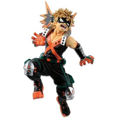 Фигурка Banpresto My Hero Academia - King of Artist - Katsuki Bakugo BP39939P (18 см)