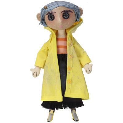 Кукла NECA Coraline - Coraline Doll (25 см)