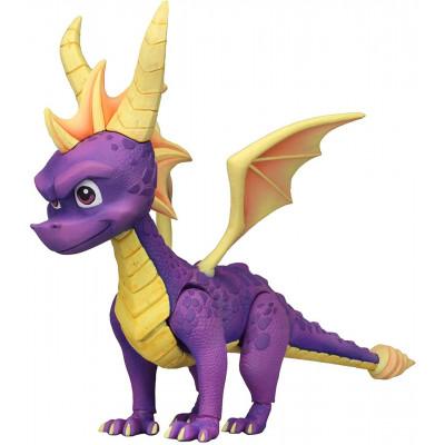 Фигурка NECA Spyro the Dragon - Action Figure - Spyro (18 см)