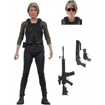 Фигурка NECA Terminator: Dark Fate - Action Figure - Sarah Connor (18 см)