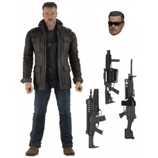 Фигурка Terminator: Dark Fate - Action Figure - T-800 (18 см)