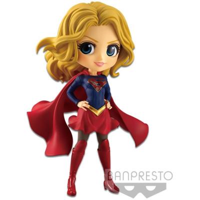 Фигурка Banpresto DC Comics - Q posket - Supergirl (A Normal color) 82752 (14 см)