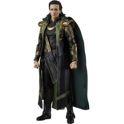 Фигурка Tamashii Nations Avengers - S.H.Figuarts - Loki 595829 (15 см)