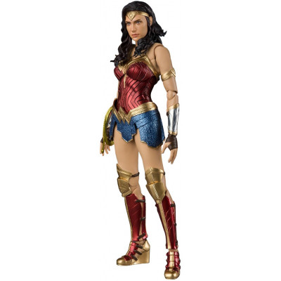 Фигурка Tamashii Nations Wonder Woman 1984 - S.H.Figuarts - Wonder Woman 591951 (15 см)