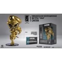 Фигурка Tom Clancy's Rainbow Six: Siege - Six collection - Caveira (Gold) (10 см)