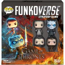 Настольная игра Game of Thrones - POP! Funkoverse - 100 Base Set
