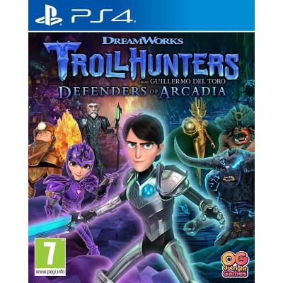 Игра для PlayStation 4 Trollhunters: Defenders of Arcadia (русские субтитры)