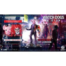 Фигурка Watch Dogs: Legion - Ubicollectibles - Resistant of London (26 см)